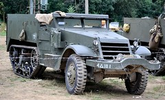 White M3 Halftrack (The Adventurous Eye) Tags: white wwii m3 reenactment usarmy worldwartwo militaryvehicles whitem3 wwiireenactment cihelna m3halftrack usarmyreenactors cihelna2009 usarmyreenactment