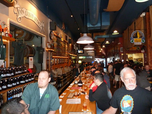 Pliny the Younger Day bar scene