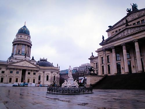 gendarmenmarkt.