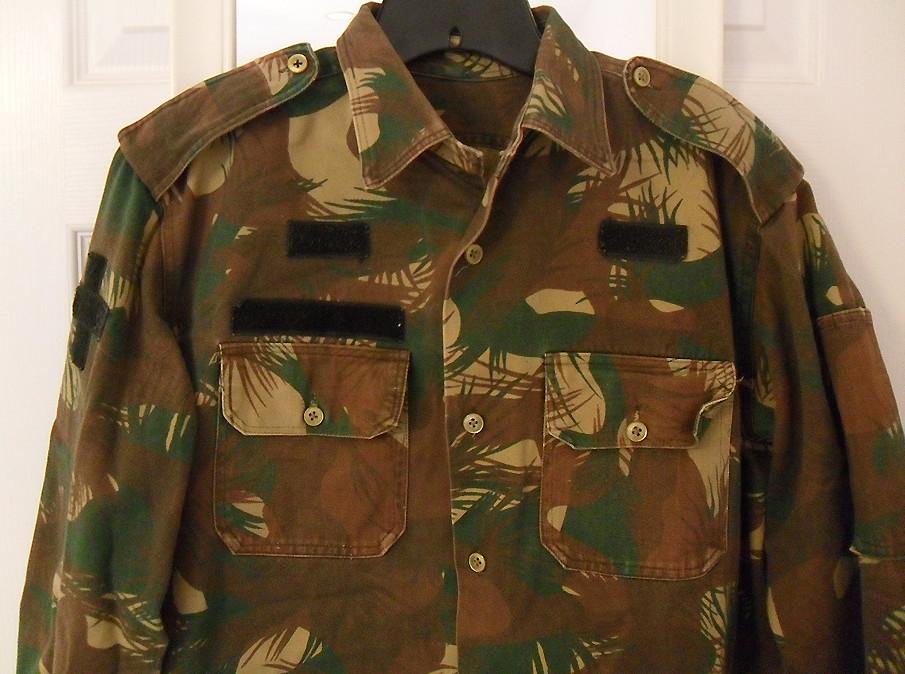 Indian Fern Camo Uniform 5419904873_2dd4eb979f_b