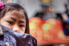 Chinese Girl (TheFella) Tags: china slr london canon photography eos 50mm photo chinatown chinese chinesenewyear dslr 18 conor macneill 500d kungheyfatchoi thefella conormacneill fellafoto