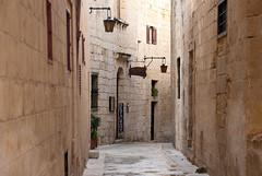 Per le via di Medina, Malta #3 (NIC<O>) Tags: malta medina mdina 2011