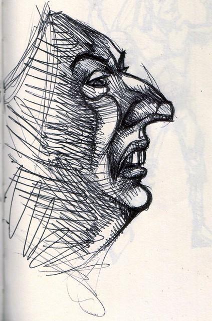 Crone sketch