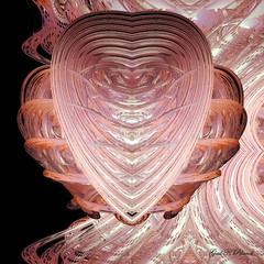 My Transparent Heart (gailpiland) Tags: pink digital heart fractal hypothetical intricate delicat incendia gailpiland