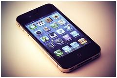 PAC-MAN Wallpaper | iPhone 4 (purplelime) Tags: wallpaper apple macintosh pacman camerabag iphone