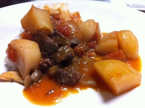 Boeuf Bourguignon - featuring Tasmanian Beef