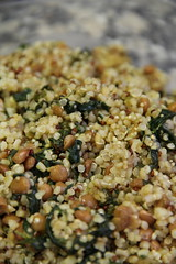 Quinoa, Lentils, Spinach (betty.) Tags: