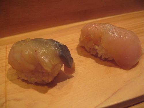 Gensaba and Spanish Mackerel