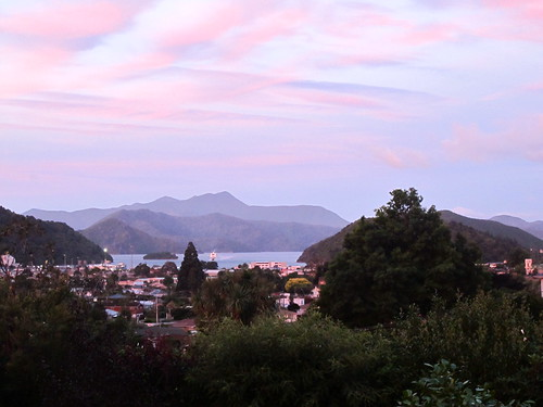 Sunset at Picton