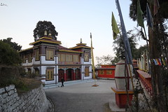 Bhutia Busty Gompa
