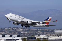 Philippine Airlines Boeing 747-400 RP-C7473 (jbp274) Tags: airport airplanes pr boeing lax 747 philippineairlines klax