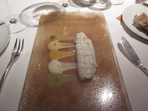 El Celler de Can Roca - Girona - February 2011 - Sole, Olive Oil and Mediterranean Flavors
