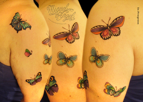 Pictures of Professional Quality Tattoos - Licensed Tattoo Shop. Previous