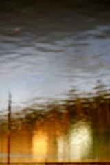 in the drink (gil walker) Tags: abstract sparkle ripples easterncape refections earthtones portalfred reflectionsonwater sunsetreflections expl upsidedownreflections kowieriver