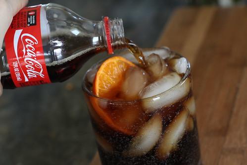 Vanilla Rum Cola