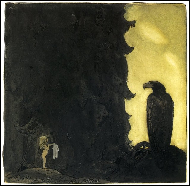 John Bauer - Illustration 8