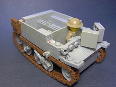 Universal Carrier Mk.1 (Carpet lego) Tags: uk lego ww2 british universal carrier allies minifigure allied brickarms