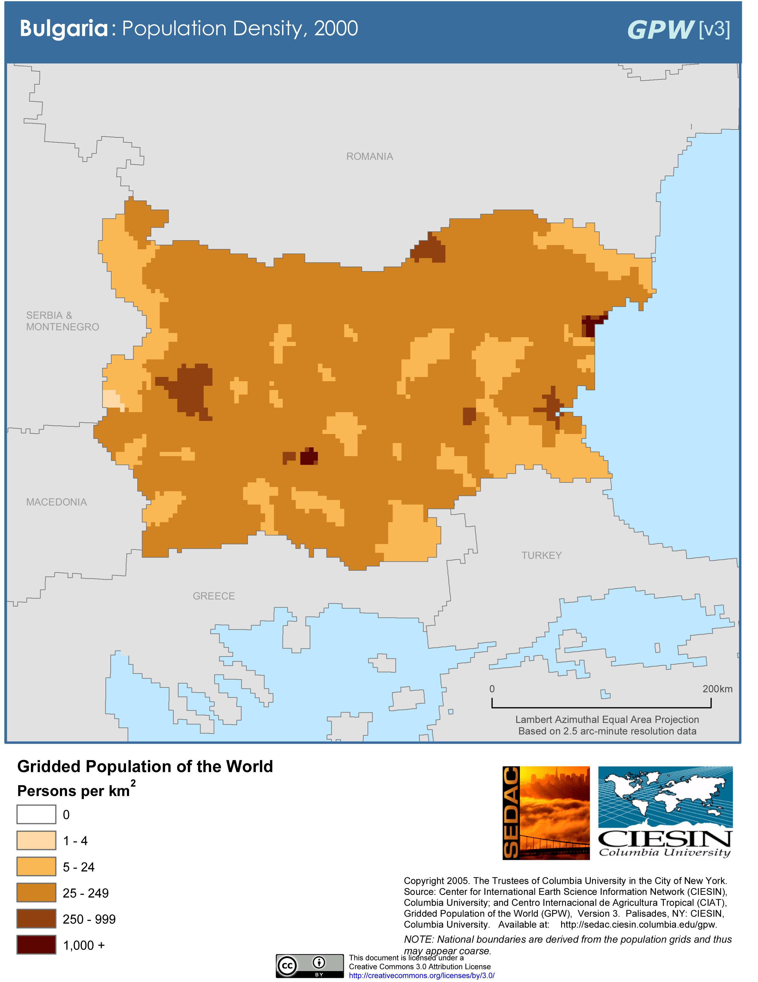 Karte Bulgarien.Bulgarien In Karten Ein Link Atlas