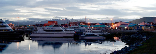 Ushuaia - Puerto turístico