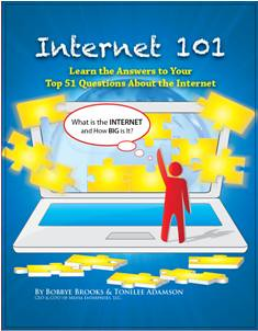 Internet 101 Book by Everything 4 Women