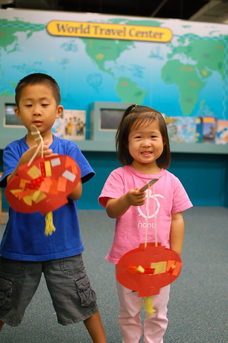 Chinese lantern crafts
