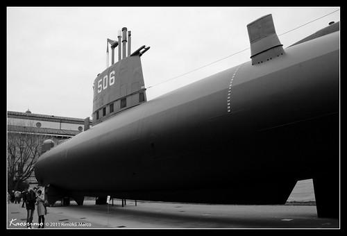 Museo Leonardo Da Vinci - Enrico Toti Submarine