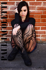 whitney_n (pauliacoletti) Tags: city urban brick girl fashion photoshop nikon texas boots sanmarcos edit leggings d7000