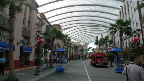 Battlestar Galactica @ Universal Studios Singapore