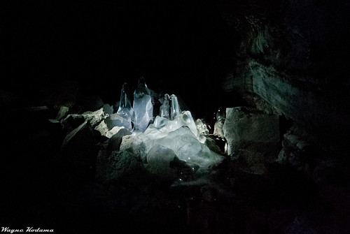 330/365 - Crystal Ice Cave