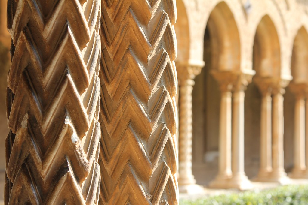 Cloisters at Monreale