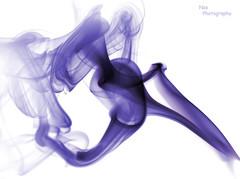 Purple Smoke (Nas t) Tags: color digital photoshop purple smoke experiment