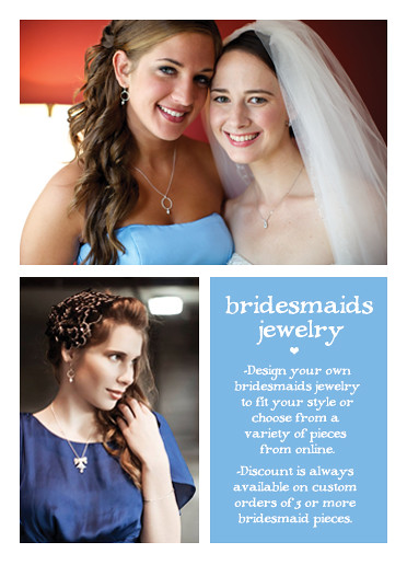 bridesmaids jewelry.