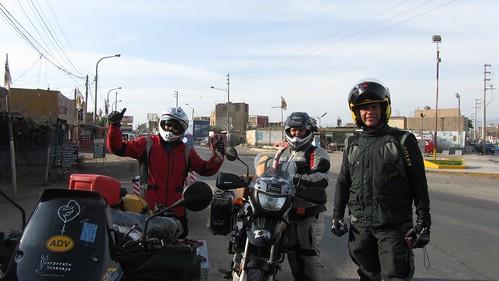 Venezuelan Adventure Riders