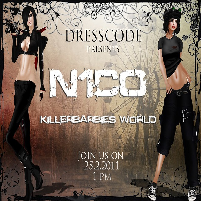 N1CO Killerbarbies World