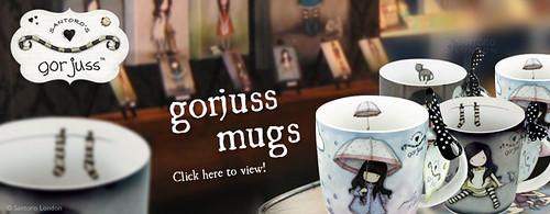 Gorjuss Mugs