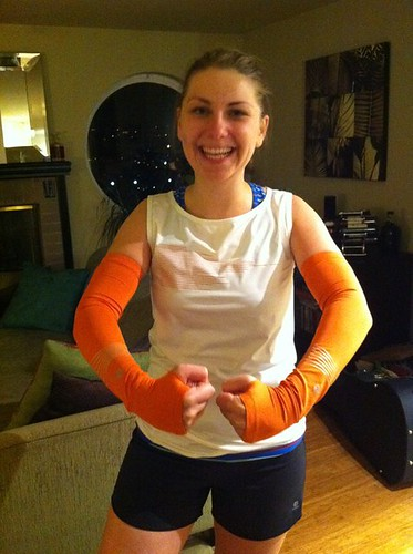 Deana Rocking Her New Oiselle