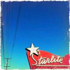 Starlite Drive In (Hipstamatic) (TooMuchFire) Tags: signs typography neon powerlines type neonsigns mobilephonephotos midcentury cellphonepics iphone melodie oldsigns movietheatres starlite vintagesigns vintageneonsigns cellphonephotos elmonte vintagesignage mobilephonepics starlitedrivein mobilesnaps driveintheatres driveintheaters iphone4 oldneonsigns oldmovietheatres iphonepics iphonephotos iphonography olddriveins iphonographie movietheatremarquees hipstamatic hipstamaticapp kodotxgrizzledfilm kodotxgrizzled melodielens driveintheatremarquees driveintheatermarquees 2560rosemeadblsouthelmonteca