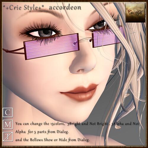 *+Crie Style+* accordeon