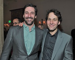 Jon Hamm & Paul Rudd