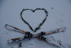 Heart and Cross Ski