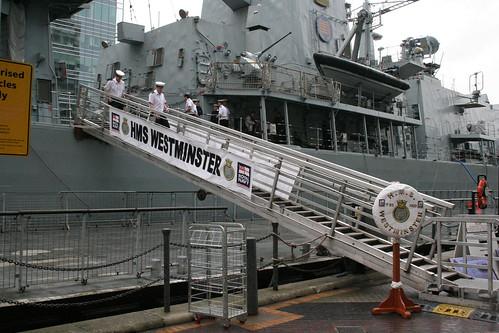 HMS Westminster -
