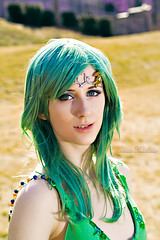 2011 - Katsucon - Rydia (Darkain Multimedia) Tags: portrait woman anime female japanese washingtondc costume model cosplay manga convention con gaylord katsucon ffiv rydia finalfantasyiv summoner nationalharbor gaylordnational darkain katsucon17 katsucon2011 darkainmultimedia darkaincom
