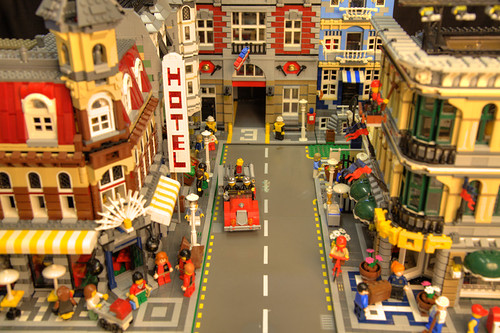 Lego City by avrene, on Flickr
