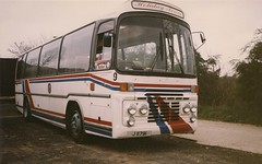 Holiday Tours 9 (Coco the Jerzee Busman) Tags: uk west bus bristol coach all south transport jersey lh types supreme dominant plaxton tantivy duple lh6l
