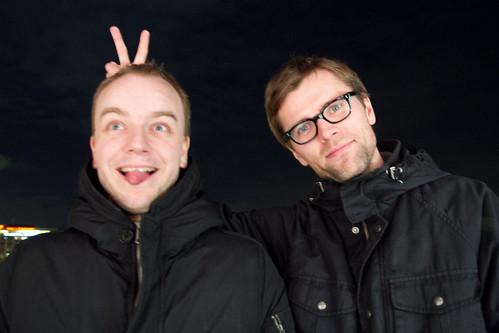 Morten + Kåre