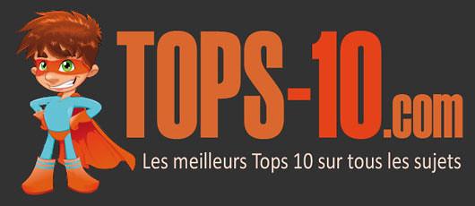 Lancement de mon nouveau site Tops-10.com