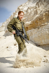 Infantry Instructor at Field Training Week, Nov 2010 (Israel Defense Forces) Tags: woman girl soldier army israel women military soldiers israeli idf internationalwomensday womensoldiers israeldefenseforces groundforces girlsoldiers infantryinstructor infantryinstructorscourse