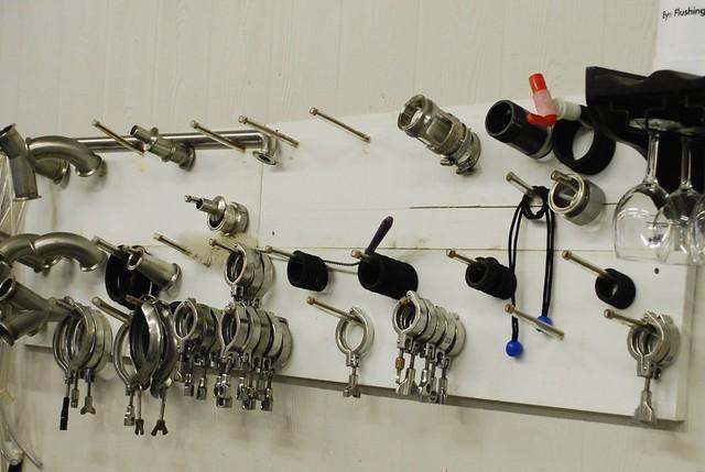 wine-making tools