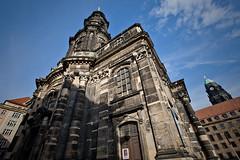 Kreuzkirche Dresden (Steven Wolf Photography) Tags: dresden kreuzkirche