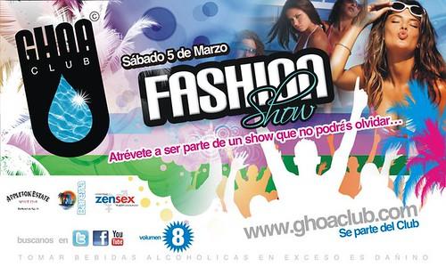 Fashion Show - Ghoa Club